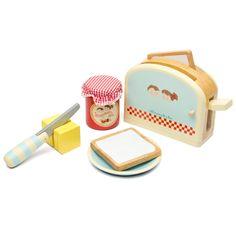 Peter's of Kensington | Le Toy Van - Toaster Set