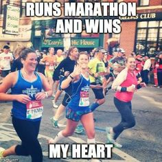 Four Questions NOT to Ask Someone During Marathon Week - A Sweat Life