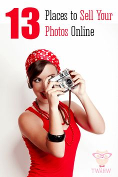 Online Photography Jobs - 13 Places to Sell Your Photos Online Photography Jobs Online Photography Jobs, Photography Tutorials, Photography Business, Photography Studios, Selling Photos, Sell Photos Online, Photo Online, Selling Online, Selling Stock