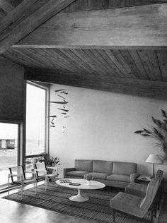 1960s Living Room 1960s Living Room, 1960s Decor, Contemporary, Orange, American, Home Decor, Decoration Home, Room Decor, Interior Design