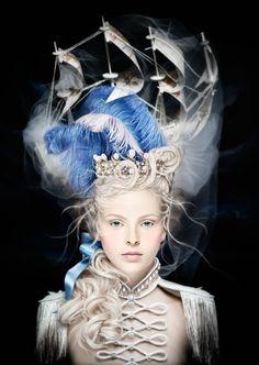 """""""La Belle Poule"""" by Alexia Sinclair Photography"""