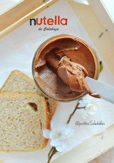 Postres Saludables | Nutella de Calabaza Saludable | http://www.postressaludables.com