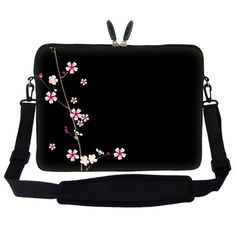 Meffort Inc 17 17.3 inch Neoprene Laptop Sleeve Bag Carrying Case with Hidden Handle and Adjustable Shoulder Strap -Plum Blossoms Design Meffort Inc http://www.amazon.com/dp/B00BUAYHTY/ref=cm_sw_r_pi_dp_7Z3Gub0Q2BK90