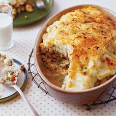 Ground Turkey Shepherd's Pie | Rachael Ray Every Day