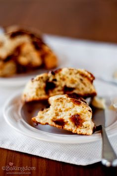 Coffee Toffee Scones
