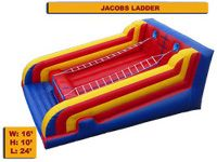 Carnival Party Game Rental: Jacobs Ladder