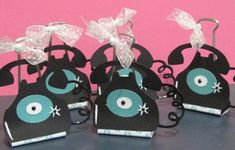 Altered Binder Clips by smokiesgal - Cards and Paper Crafts at Splitcoaststampers