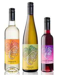 Branding & Packaging Design for Oliver Twist Estate Winery
