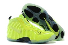 huge discount 2479f 37892 Mens Nike Air Foamposite Pro Volt Volt Black-Icy Sole