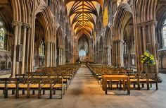 Lichfield Cathedral by nick.garrod, via Flickr