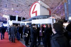Control4 at ISE 2012, Amsterdam