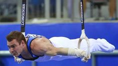 Gymnastic Rings, Male Gymnast, Sports Stars, Dancers, Athletes, Legends, Action, Sporty, Floor