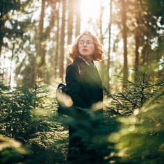 Outstanding female portrait photography by Marat Safin - Noemi Arjona - # . - Outstanding female portrait photography by Marat Safin – Noemi Arjona – - Dark Portrait, Foto Portrait, Self Portrait Photography, Forest Photography, Artistic Photography, Female Portrait, Photography Women, Beauty Photography, Creative Photography