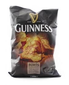 Patatas fritas #Guiness 150g. #snacks #fries #gourmet #foodies