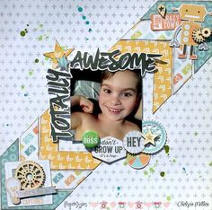 Chelsea Leah's Gallery with Layouts, Projects and Photos. Scrapbook Layout Sketches, Scrapbook Templates, Scrapbook Designs, Scrapbook Paper Crafts, Scrapbooking Layouts, Scrapbook Journal, Scrapbook Supplies, Scrapbook Cards, Scrapbook Organization