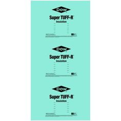 Super TUFF-R 1/2 in. x 4 ft. x 8 ft. R-3.3 Foam Insulation-268413 at The Home Depot