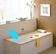 Covering Water Controls In Bath Tub