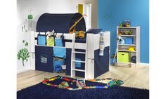 Create a fun den for hours of play with this Solitaire Midsleeper!