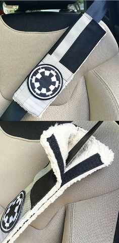 Are you looking for Star Wars Empire Seat Belt Cover? We have sorted out the best Star Wars gifts in the universe so that you don't need to go to galaxy far far away. Star Wars Gifts, Jeep Stuff, Death Star, For Stars, Car Accessories, Starwars, Dream Cars, Gifts For Him, Empire