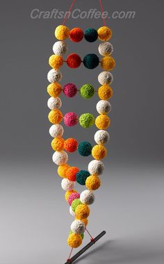 Pin this for science class projects and science fairs. Step-by-step tutorial to DIY a double-helix DNA Model. CraftsnCoffee.com.