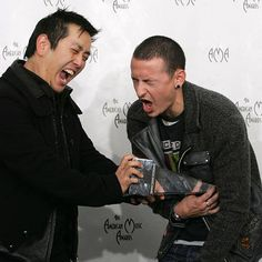 Only Linkin Park would do this XD