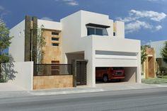 Procura ideias para renovar a fachada da sua casa? Confira https://www.homify.com.br/livros_de_ideias/2367577/