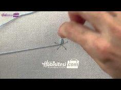 Embroidery Techniques, Youtube, Amigurumi