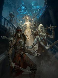 Conclave of Shadows by Mr--Jack.deviantart.com on @DeviantArt