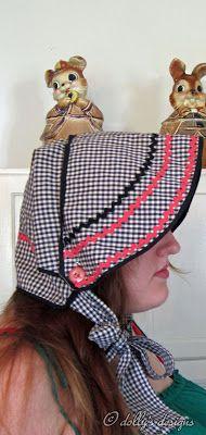 Retro: Apron or Bonnet?