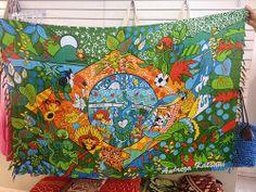 Cangas de Praia Verão 2014 Bandeira do Brasil - Andreza Katsani - LIcenciado - Todos os direitos reservados
