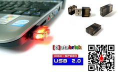 8 GB USB Flash Drive in a original Lego 1x2 Brick by databrick, $49.95