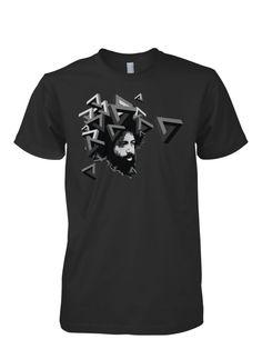Reggie Watts Art Shirt!