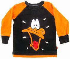 Daffy Duck   Schnitt: Klimperklein