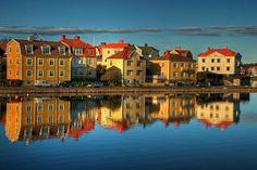Naval Port of Karlskrona - Blekinge, Sweden
