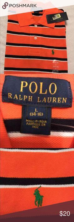 Boys Ralph Lauren polo shirt ,size 14-16 Authentic Ralph Lauren Polo by Ralph Lauren Shirts & Tops Polos