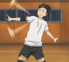 My whole life is Haikyuu!!.