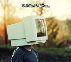 Dad Punk! Lol!  tjn
