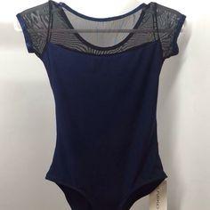 YUMIKO Meagan n-dark blue, black mesh, v-dark blue