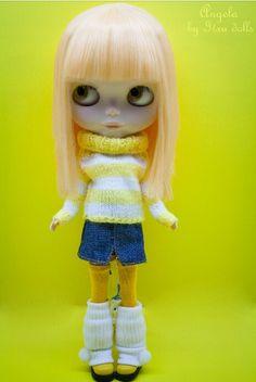 Ángela by Itxu dolls