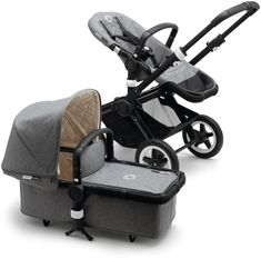 Bugaboo Buffalo Classic Collection Complete Stroller, Grey Mélange - Exactly what I was needing. Best Double Stroller, Double Strollers, Baby Strollers, Fisher Price, Bugaboo Buffalo, Jogging Stroller, Baby Co, Travel System, Prams