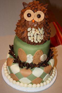 cake. super cute!