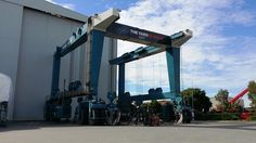 Article in the Maritime Executive announcing the establishment of BSE's third Australian dockyard - BSE Brisbane Shiplifts.