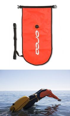 Other Swimwear and Safety 159150: Orca Open Water Swimming Safety Buoy - 2017 -> BUY IT NOW ONLY: $44.95 on eBay!