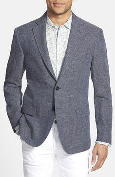Men's Billy Reid 'Lexington' Two Button Blazer