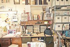 home studio should be something like this. #artist #workspace #home #studio #silverlake