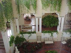 Inside Castillo Serrallés ~ Spanish Colonial Moroccan Architecture