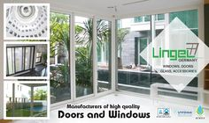 Get the Best-Quality of Doors and Windows from Reputed  ‪Manufacturers‬. Don't look any further and call (9818030389) Lingel today