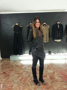 Nuestra querida fashion girl ... Ana
