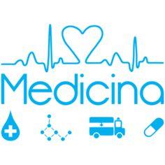 Estampa para camiseta Medicina 003024