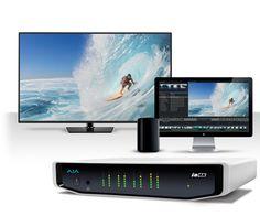 4K and HD I/O for Thunderbolt™ 2